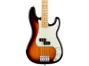 Fender Player Precision Bass, Maple FB - 3 Colour Sunburst