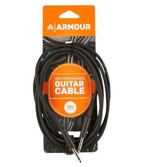 Armour GC10R 10ft Guitar Cable Silver - Copy