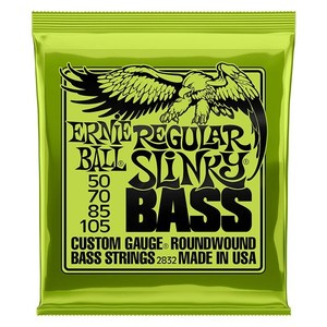 Ernie Ball Super Slinky Bass Strings 45-100 - Copy